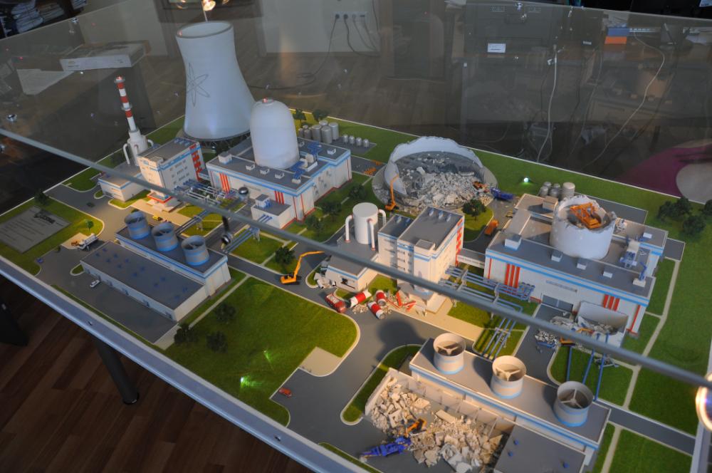 Как сделать атомную электростанцию 123